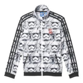 adidas Star Wars Villain Army Firebird Kids' Jacket