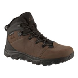 McKINLEY Men's Ranger Mid AQX Winter Boots - Brown/Black