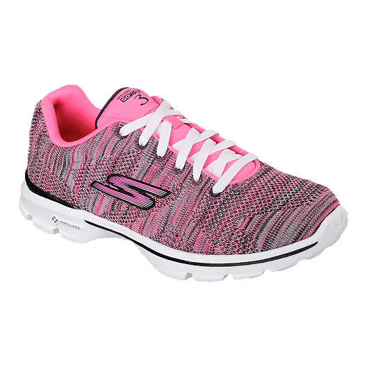 Skechers Women's Go Walk 3 FitKnit Contest Walking Shoes