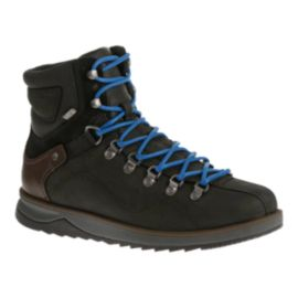 Merrell Men's Epiction Polar WP Winter Boots - Black/Blue