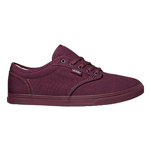 fd5847773f Vans Women s Atwood Low Skate Shoes - Fig