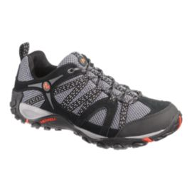 Merrell Men's Flintridge Multi-Sport Boots - Black/Red Clay