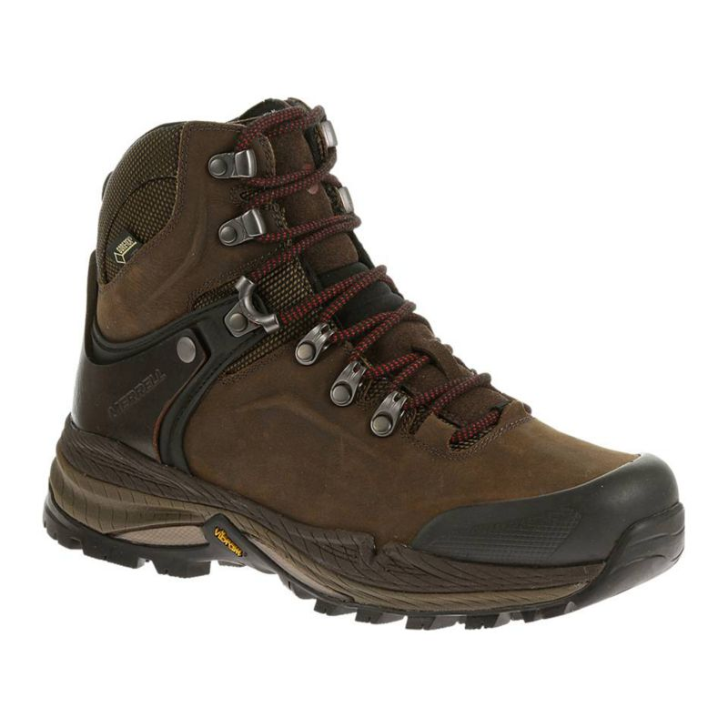 merrell crestbound gtx s hiking shoes sport chek