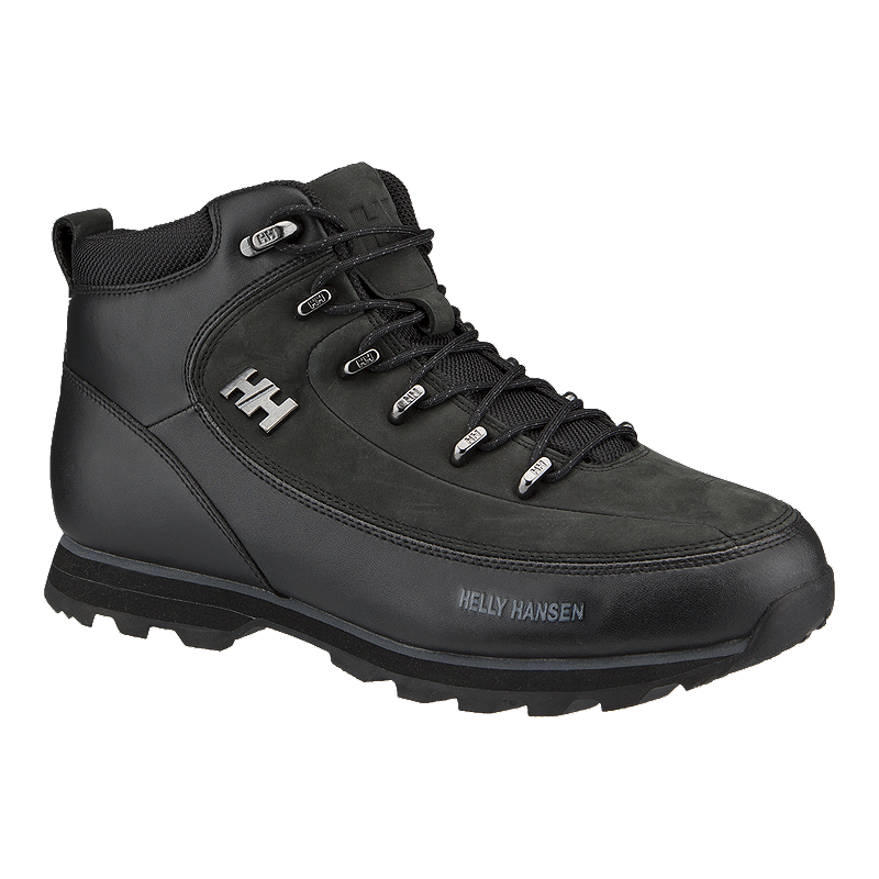 9ccff0f27e9 Helly Hansen Men s The Forester Casual Boots - Black
