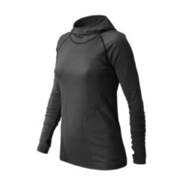 New Balance Seamless Women's Hooded Long Sleeve