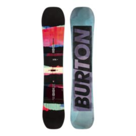 Burton Process Flying V Wide Men's Snowboard 2015/16