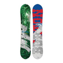 Burton Trick Pony Wide Men's Snowboard 2015/16