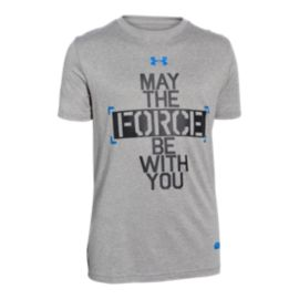 Under Armour Star Wars Force Be With You Kids' T Shirt