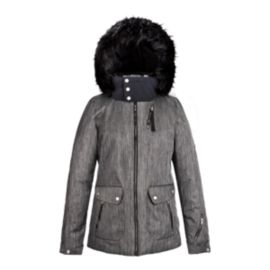 Spyder Nuni Faux Fur Women's Insulated Jacket