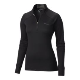 Columbia Omni-Heat™ Heavyweight II Women's ½ Zip Long Sleeve Top