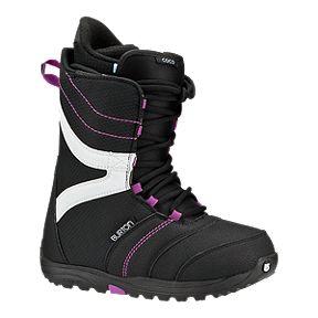 629db9e59d1a Clearance. Burton Coco Women s Snowboard Boots 2015 16 - Black