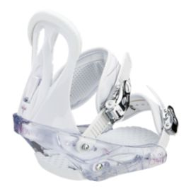 Burton Citizen White Women's Snowboard Bindings 2015/16