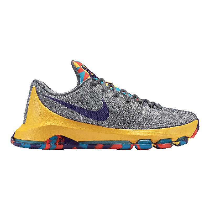 4aba439108fb Nike KD 8 Men s Basketball Shoes