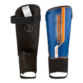 Diadora Hydra Soccer Shin Guard- Royal Blue