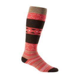 Icebreaker Lifestyle Fiesta Over The Calf Women's Socks