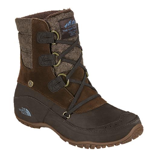 2df5dd94d The North Face Nuptse Purna Shortsy Women's Winter Boots | Sport Chek