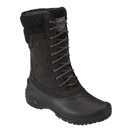 efed591f09d7 The North Face Women s Shellista II Mid Winter Boots - Black