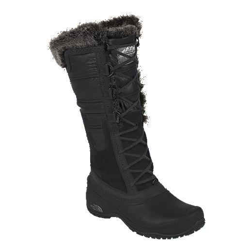 a76a27048 The North Face Women's Shellista II Tall Winter Boots - Black