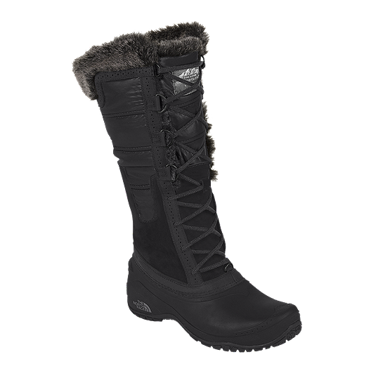 2018 shoes free shipping get new The North Face Women's Shellista II Tall Winter Boots ...