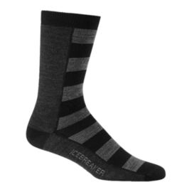 Icebreaker Lifestyle Bisect Men's Crew Socks