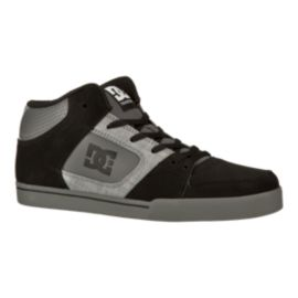 DC Men's Patrol 2 Skate Shoes - Black/Grey