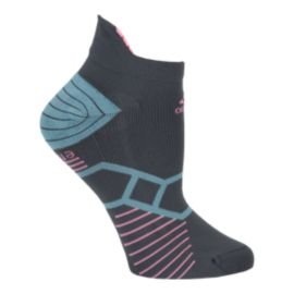 adidas Energy Running Single Tab No Show Women's Socks