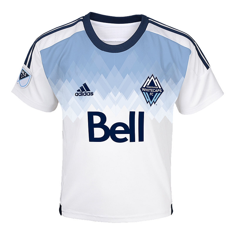 Vancouver Whitecaps Baby Replica Home Soccer Jersey  970cffcca