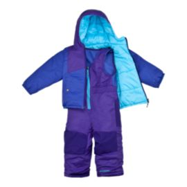 Columbia Toddler Boys' Double Fake Jacket and Pants Set