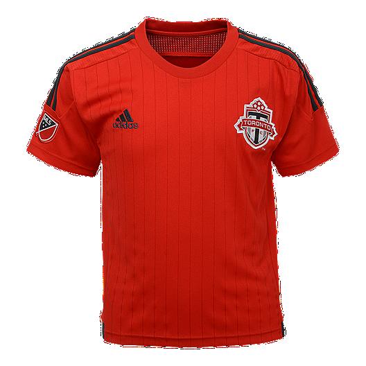 6226e19b1e1 Toronto F.C. Toddler Soccer Jersey