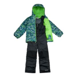 Columbia Toddler Boys' Frosty Slope Snow Set