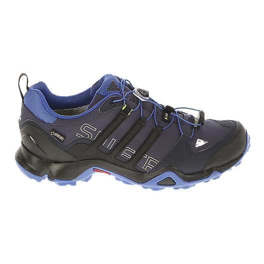 f41b67bad09cb adidas Men s Terrex Swift R GTX Multi-Sport Shoes - Blue Grey Black ...