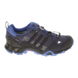 adidas Men's Terrex Swift R GTX Multi-Sport Shoes - Blue/Grey/Black