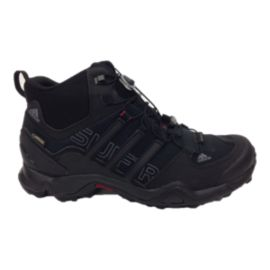 adidas Terrex Swift R Mid GTX Men's Multi-Sport Shoes - Black