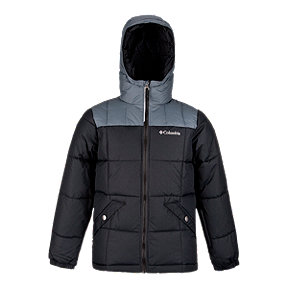 Columbia Boys' Gyroslope Insulated Winter Jacket