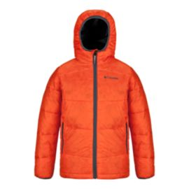 Columbia Boys' Gold 550 Turbodown™ Insulated Winter Jacket