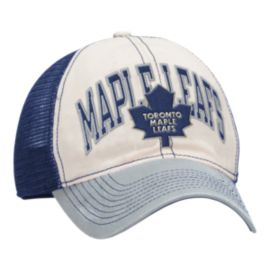 Toronto Maple Leafs Applique Meshback Slouch Flex Cap
