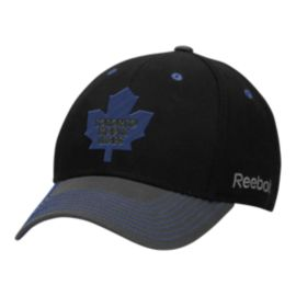 Toronto Maple Leafs Tri-Tone STR Flex Cap