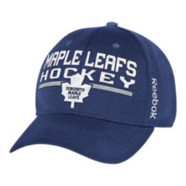 Toronto Maple Leafs Locker Room Structured Flex Cap