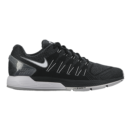watch cad0b 2eba4 Nike Men s Air Zoom Odyssey Running Shoes - Black Grey White   Sport Chek