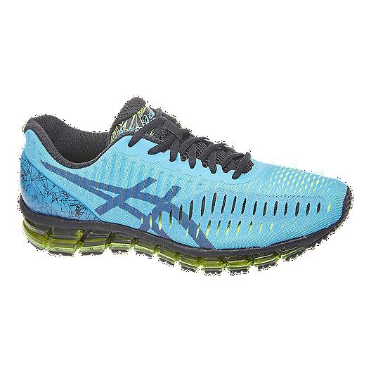 separation shoes 860be ef572 ASICS Men s Gel Quantum 360 Running Shoes - Light Blue Grey Green   Sport  Chek