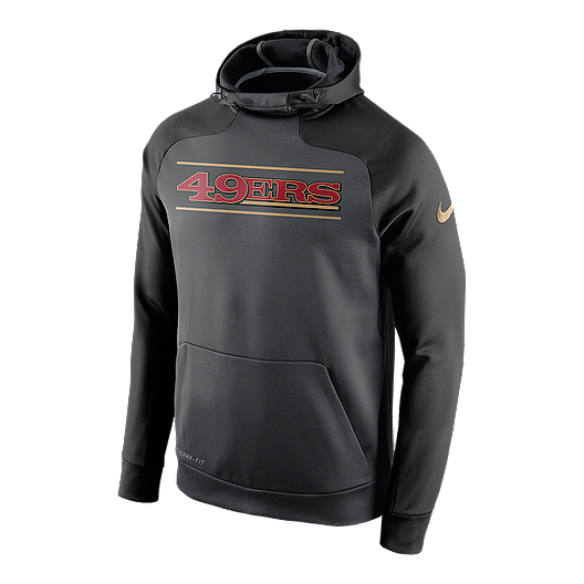 official photos 71126 d0c97 San Francisco 49ers Champion Drive Hyperspeed PO Hoody ...
