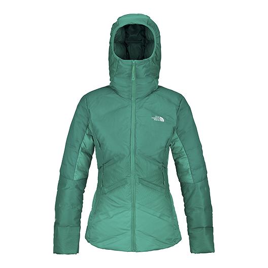 dedfc6e01 The North Face Fuseform Dot Matrix Women's Hooded Down Jacket ...