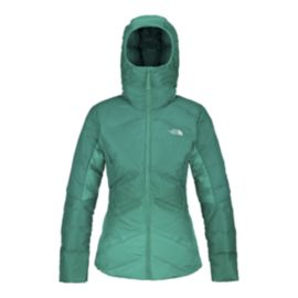 The North Face Fuseform Dot Matrix Women's Hooded Down Jacket