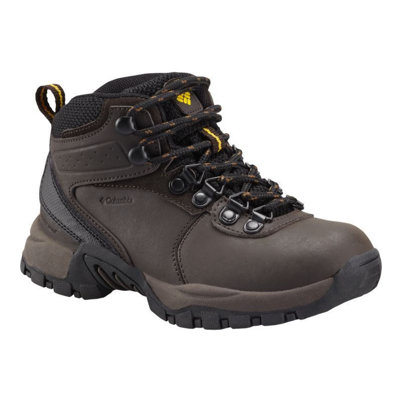 columbia newton ridge wp hiking boots sport chek