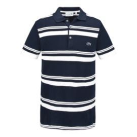 Lacoste Wide Stripe Men's Polo