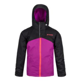 Columbia Girls' Crash Course Insulated Winter Jacket