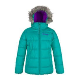 Columbia Girls' Gyroslope Insulated Winter Jacket