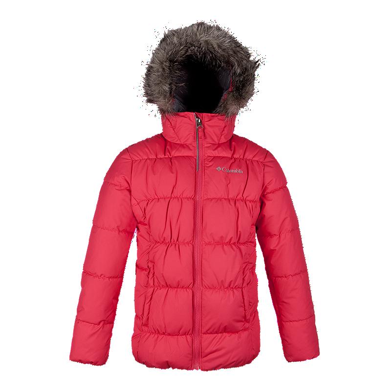 c55b33942234 Columbia Girls  Gyroslope Insulated Winter Jacket