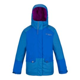 Columbia Girls' Shredalicious Omni-Heat™ Insulated Winter Jacket