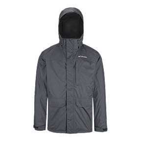 Columbia Visible Whiteout Men's Interchange Jacket